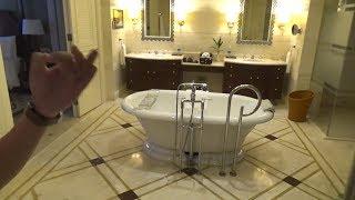 Люксовая вилла и территория роскошного отеля JW Marriot