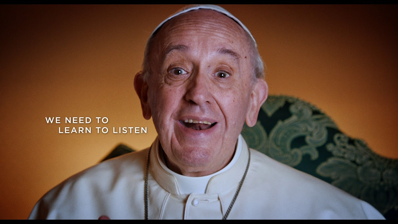Pope Francis A Man Of His Word Trailer Engels Youtube