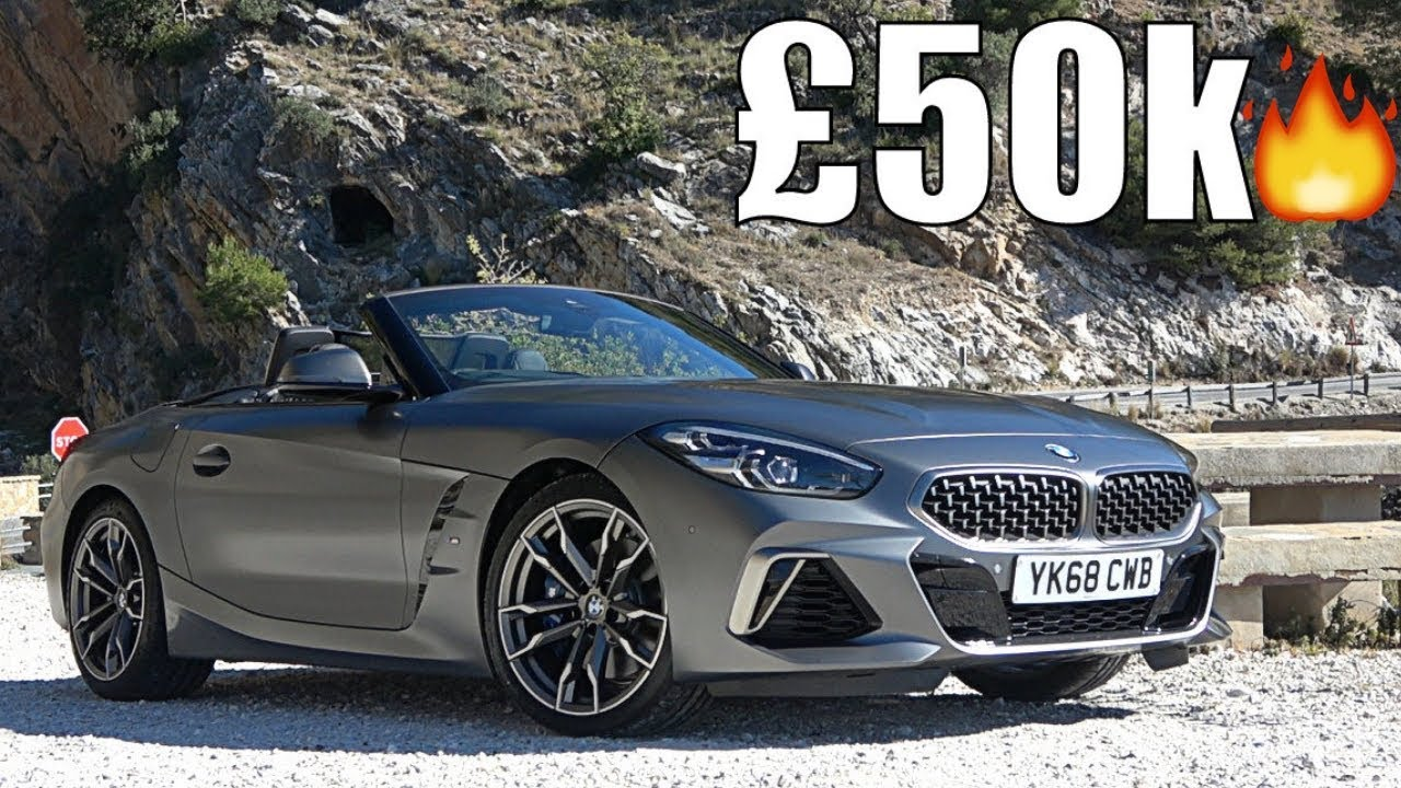 Why the NEW BMW Z4 M40i is worth £50,000!