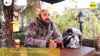 Blog11 | ''Gezgin Çekirge'' Alper Kaya ile Motosiklet Sohbetleri