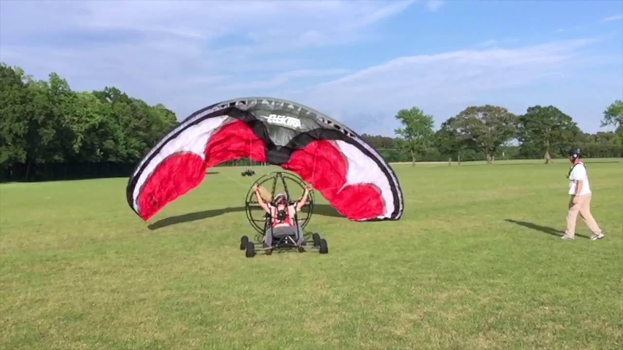 Paramotor Training, Quad, North Carolina, Brian Goff, ParaFlight, Brian W ,  PPG, Powered Paragliding