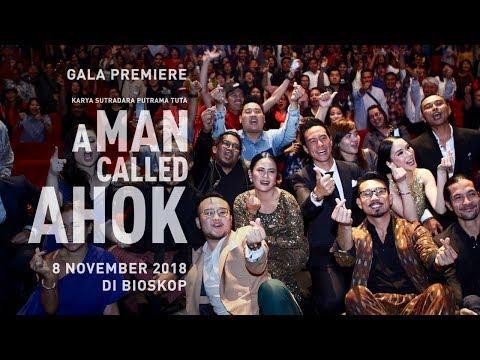 A MAN CALLED AHOK | GALA PREMIERE Mp3