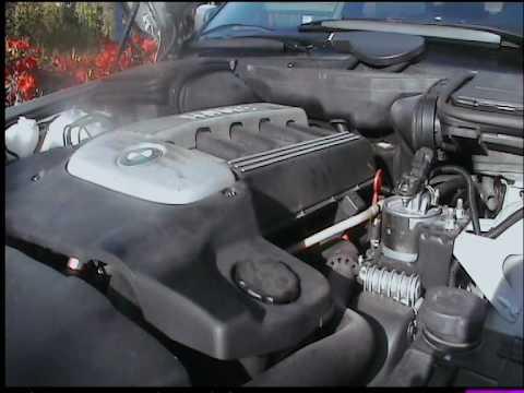 enginetrouble bmw e39 530d 2002 commonrail - YouTube