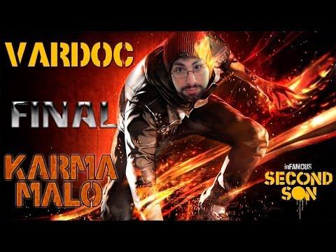 Infamous: Second Son ( Jugando Karma Malo ) ( Parte 9 Final ) #Vardoc1 En Español
