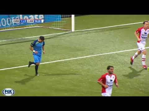 6-10-17 F.C. Emmen - S.C. Cambuur: 2-0 Highlights