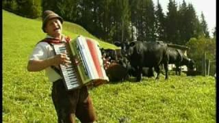 Fesche Sennerin Mit Andreas Aschaber, Karina Jensen, Flemming Bred aus Westendorf Tirol thumbnail
