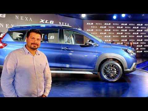 Maruti Suzuki XL6 Detailed Walkaround | Price, Features, Space And All The Details| Motoroids