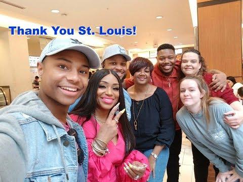 St  Louis Meet & Greet