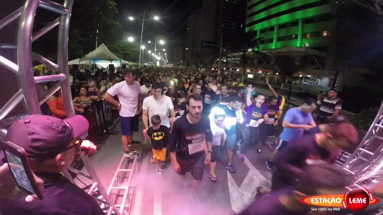 Circuito Night Run : Invito a partecipare alla corsa non agonistica su circuito