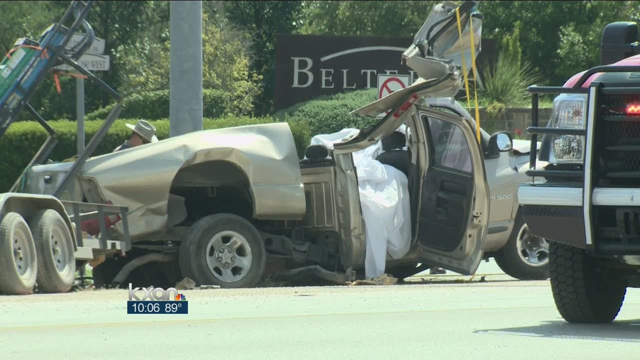Three Killed in Collision on Highway 290 near Dripping Springs