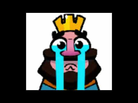 Clash Royale King Crying Sound Earrape
