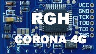 manual rgh corona 4g matrix v3