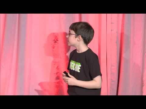 A passion for learning: Nathan Farbish at TEDxCherryCreekED