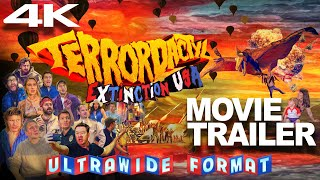 """TERRORDACTYL: EXTINCTION USA"" TRAILER"
