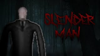 Slender Man ( A Roblox Horror Story )