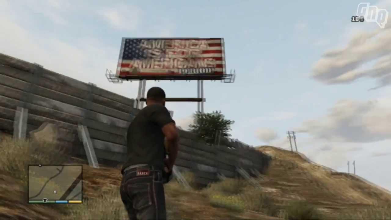 Amerika Den Amerikanern