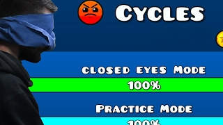 Geometry Dash Level Nine Closed Eyes