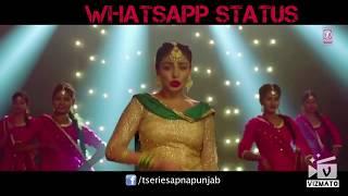 Mere sune sune pair || latest punjabi song || 2018 || whatsapp status||