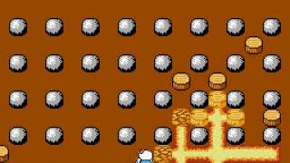 Bomberman II TAS until it gets boring