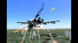 Lock on Modern Air Combat A10 Oil Terminal Mission
