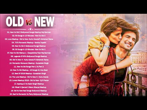 Old vs New Bollywood Mashup Songs 2020 | Latest Bollywood Remix Songs Mashup| MASHUP Collection 2020