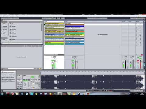 Skrillex - Mix (Ableton 9 & TriggerFinger) by SyrreX