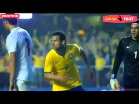 Brazil 1 - 0 Serbia   06/06/2014