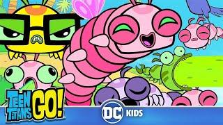 Teen Titans Go! auf Deutsch | Silkies Super-Abenteuer | DC Kids