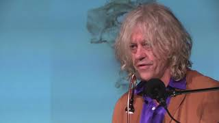 Representing the Unrepresentable: Bob Geldof