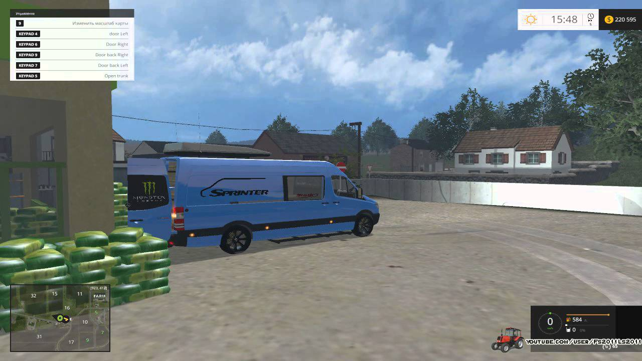 Mercedes benz sprinter 315 youtube for Mercedes benz sprinter service