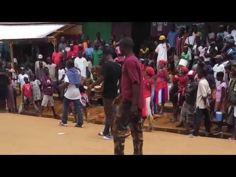Random Acts of Culture In Liberia