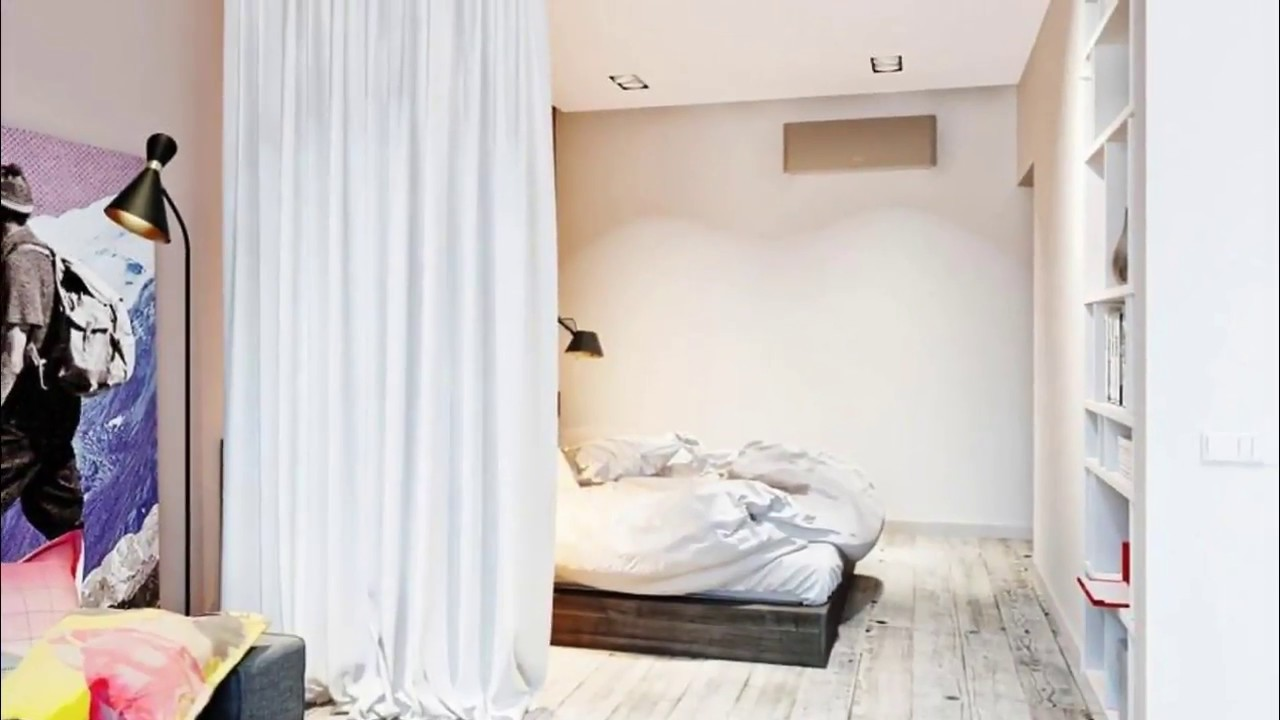 Temporary Partition Wall For Home Ideas Bedroom