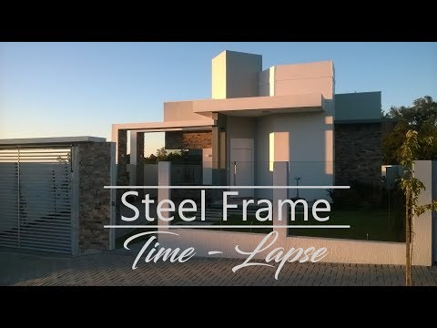 Time lapse Steel Frame