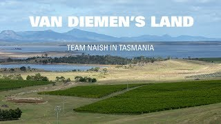 Team Naish Roadtrip's Through Tasmania