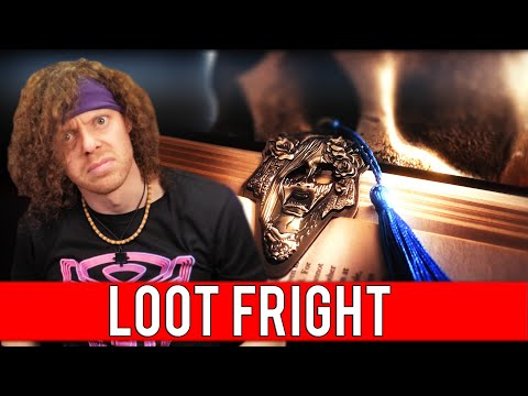 loot fright unboxing 2019 | A subscription box that isn't rubbish?