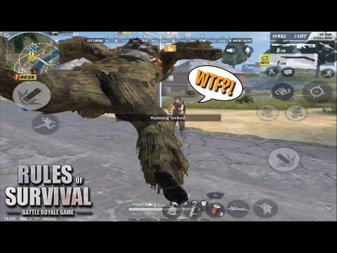 KILLING THE LAST ENEMY WITH A STYLE | KILL MONTAGE - Rules of Survival