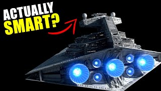 Why Star Destroyer Shields aren't as dumb as you think