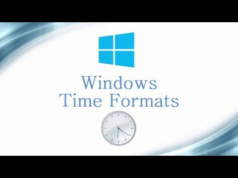 How To Convert To 12 Hour Time Format | 24 Hour Format | Time Without Preceding Zero