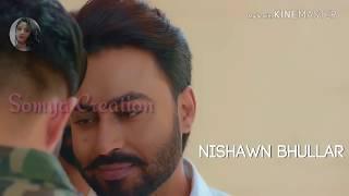 Muccha Mod Ke Punjabi song video status/ Nishwan Bhullar