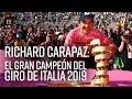 Richard Carpaz, el gran campeón del Giro de Italia 2019 | El Espectador