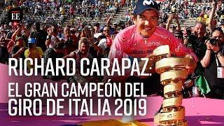 Richard Carapaz, el gran campeón del Giro de Italia 2019 | El Espectador