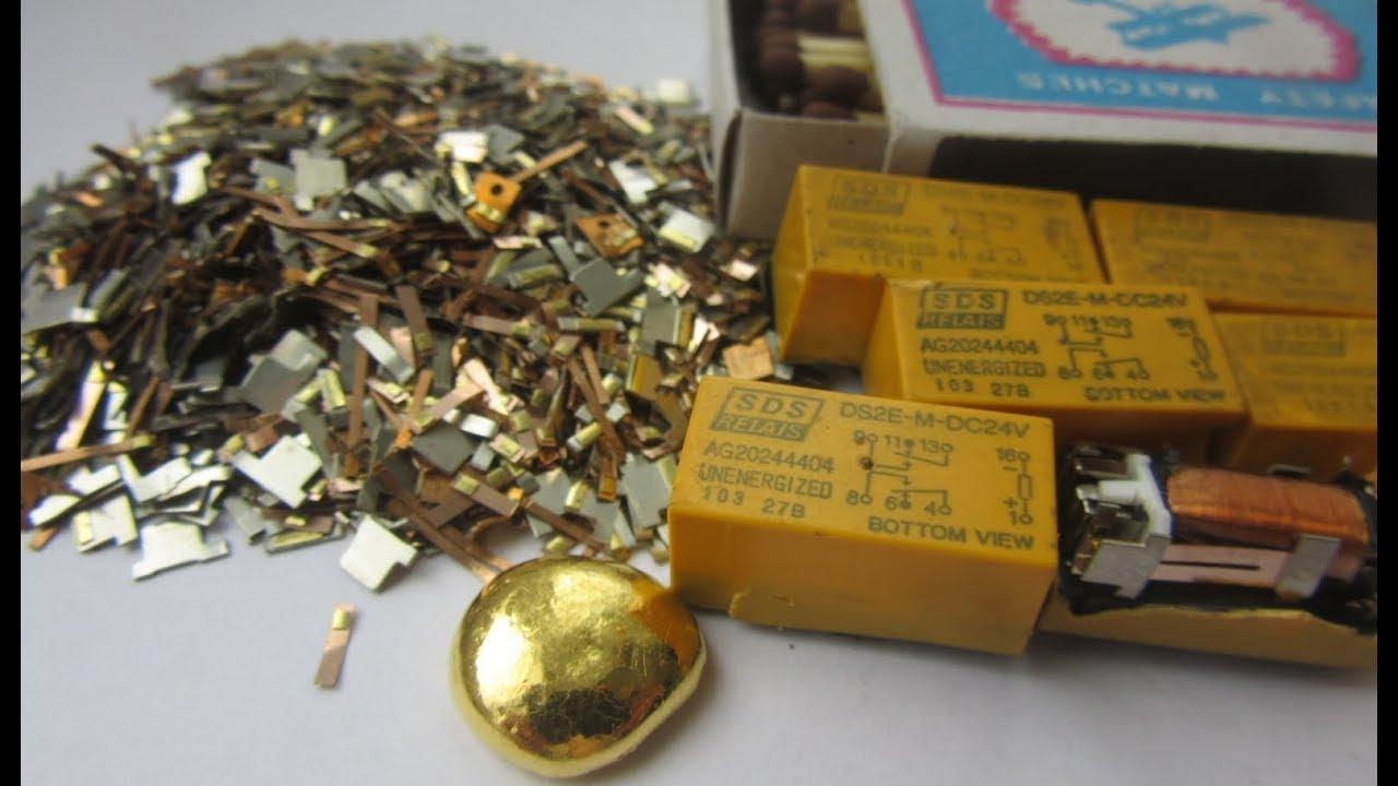 больше в каких радиодеталях содержится золото фото тут вдруг