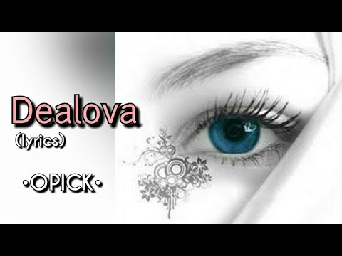Dealova - Opick (lyrics)