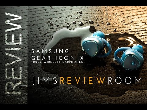 Samsung Gear Icon X Earphones - REVIEW