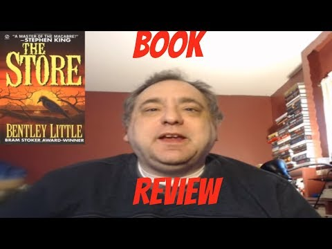 The Store by bentley little book review