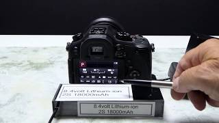 External Power Sources for Panasonic Cameras Using DCC Couplers