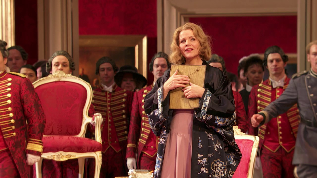 Der Rosenkavalier at the Metropolitan Opera