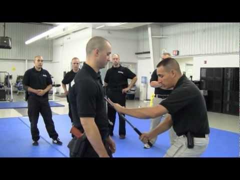 Albuquerque Police Department 107th Academy Week 9 Defensive Tactics