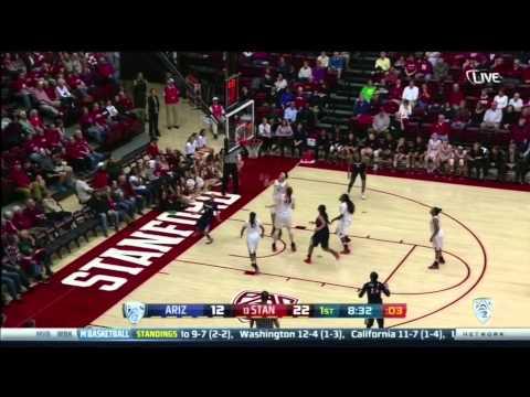 Candice Warthen 14-15 Highlight Video