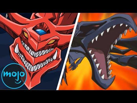 Top 10 Legendary Yu-Gi-Oh! Dragons